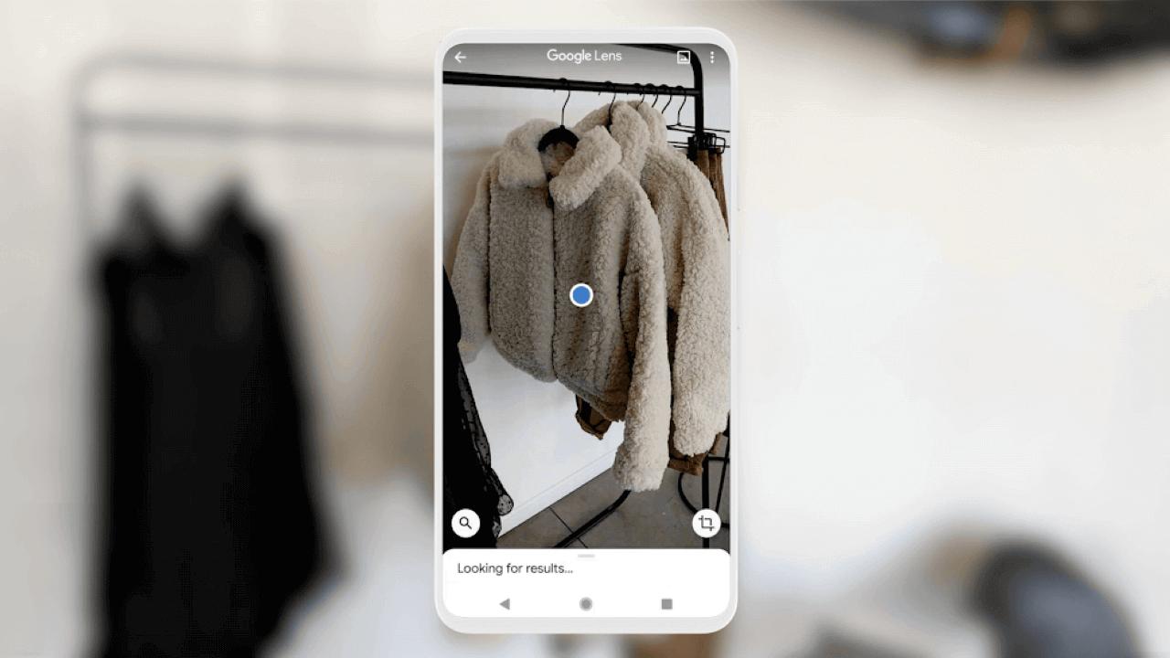 「Google レンズ」にスタイルアイデア機能が追加