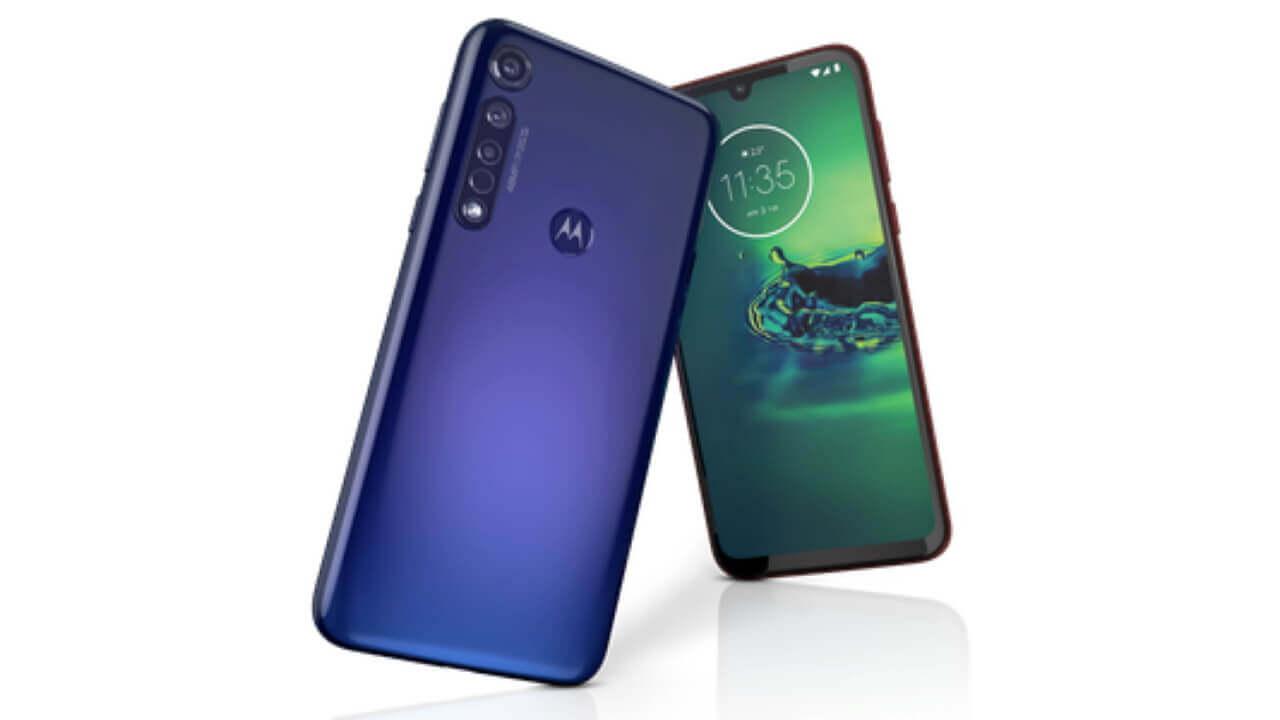 Motorola、DSDV対応「Moto G8 Plus」3月16日国内発売