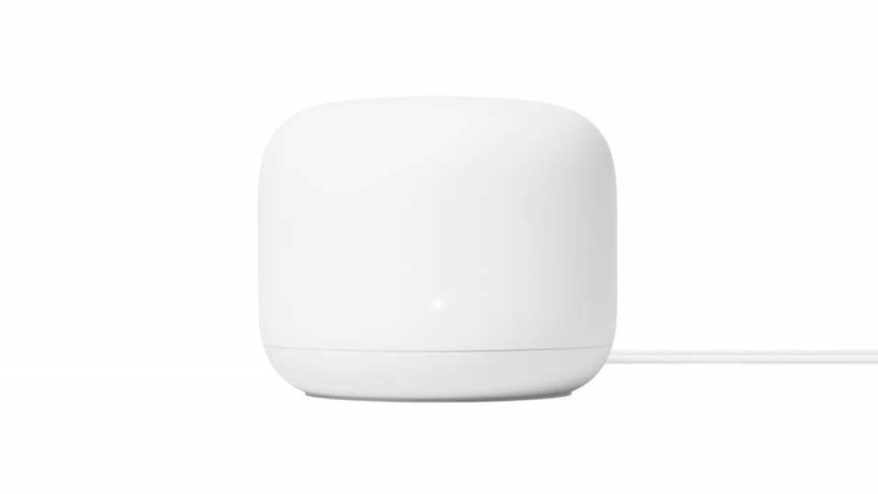 米Amazonに「Nest Wifi」1個パックが登場、直輸入可能
