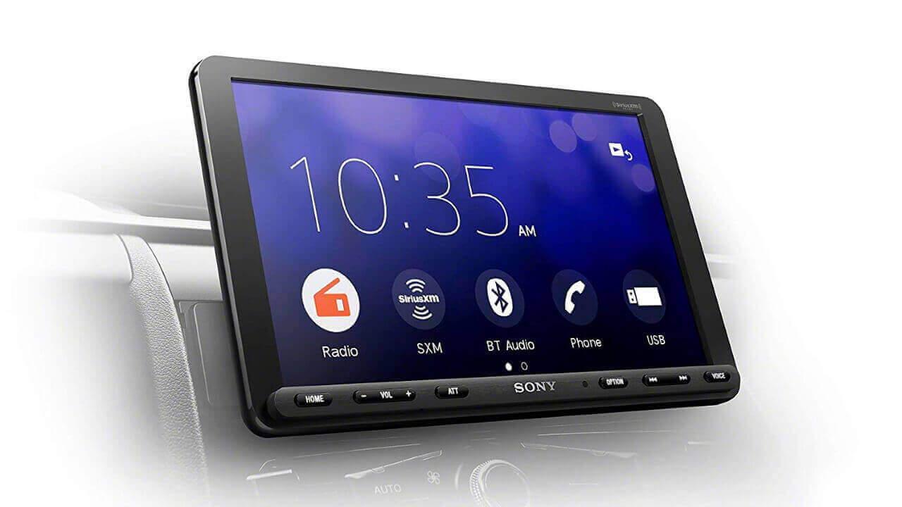 新型Android Auto「Sony XAV-AX8000」直輸入可能で予約開始