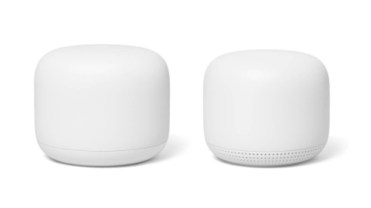 「Nest Wifi」国内発売