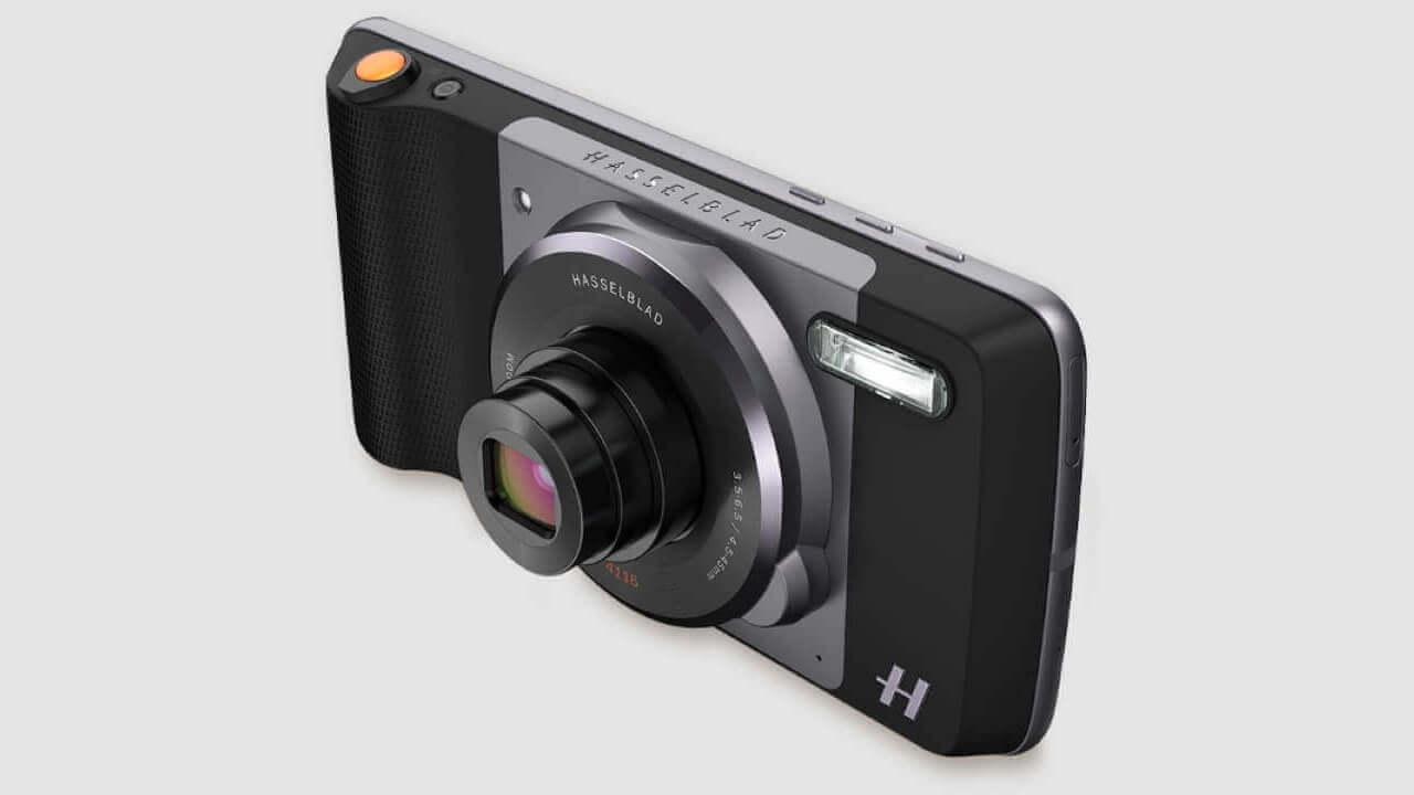 ビックカメラ、「Hasselblad True Zoom Moto Mods」を再々値下げ
