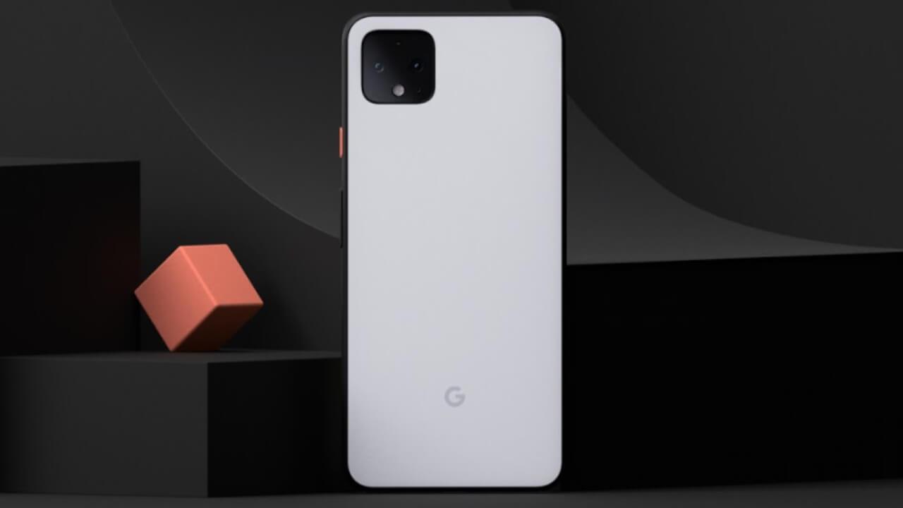 米Googleストアで「Pixel 4」$200引き【ブラックフライデー】