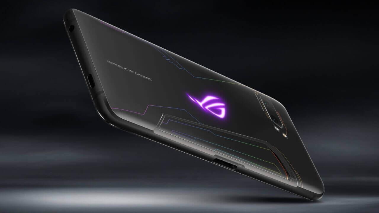 goo Simseller、「ROG Phone II」をセール価格にて発売