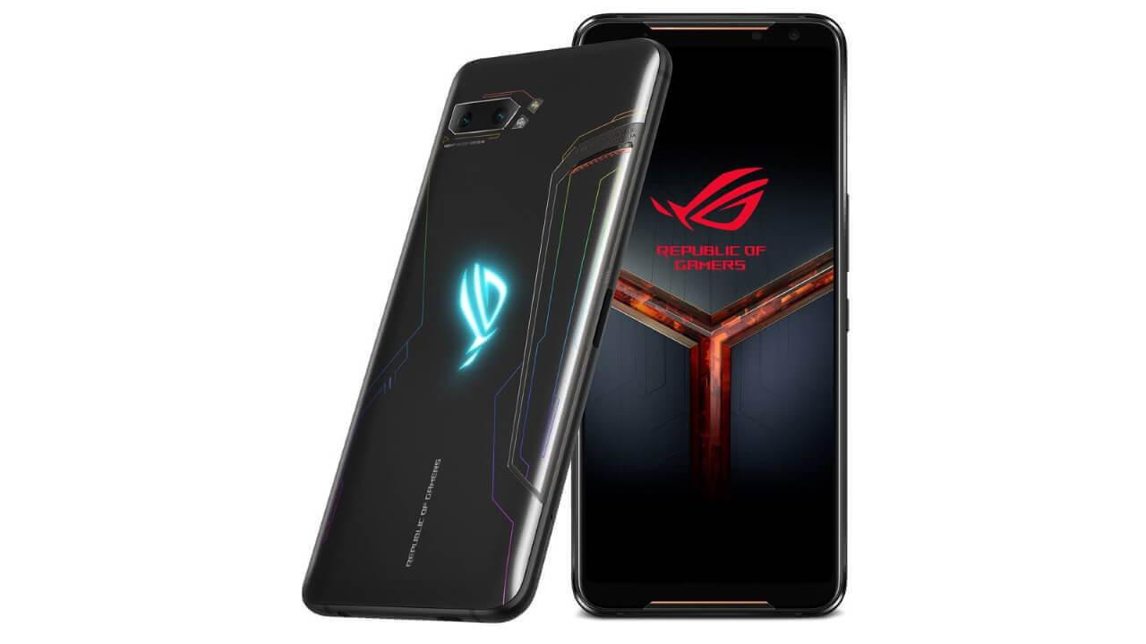 goo Simseller、「ROG Phone II」をいきなりセール価格で発売