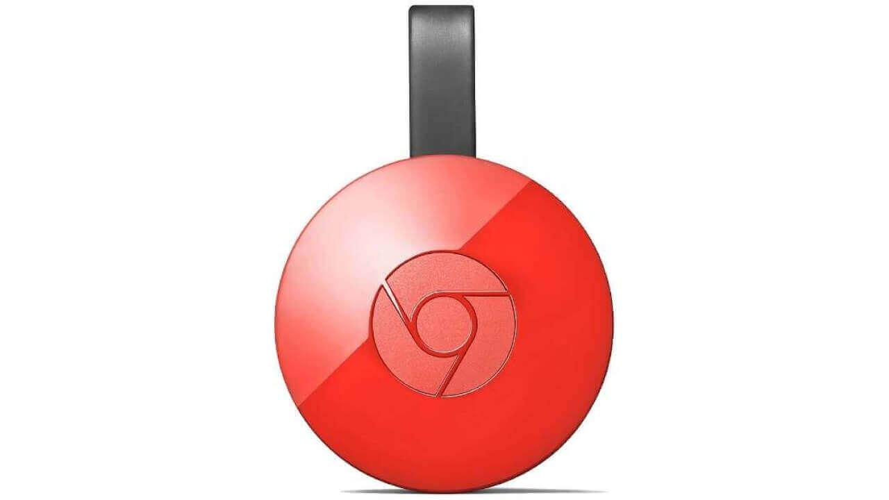ビックカメラ、第2世代「Chromecast」を限定特価販売