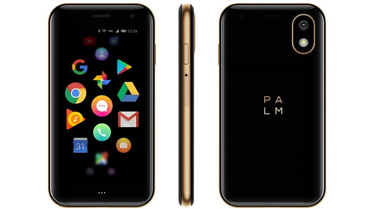 「Palm Phone」初登場で30%ポイント還元!バッテリーケース付【楽天スーパーDEAL】