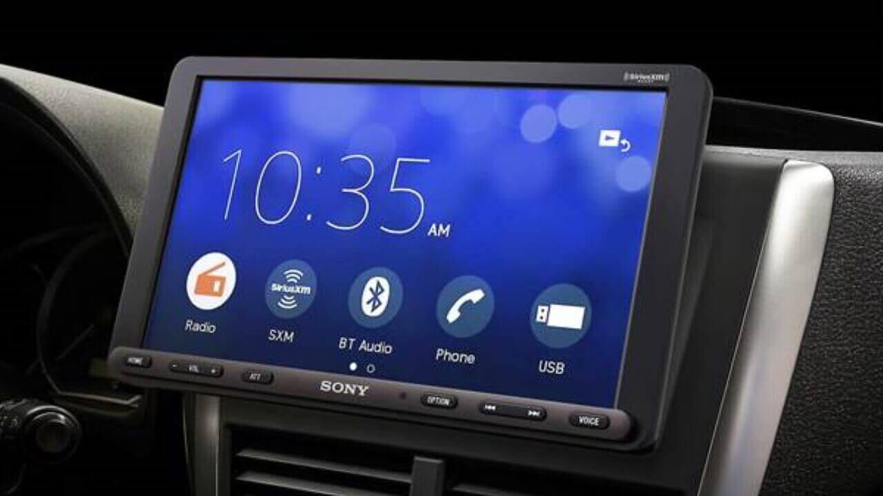 米Amazonが新型Android Auto「Sony XAV-AX8000」取り扱い開始