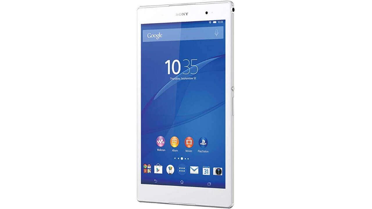 イオシス、「Xperia Z3 Tablet Compact」Wi-Fiモデルを超特価販売
