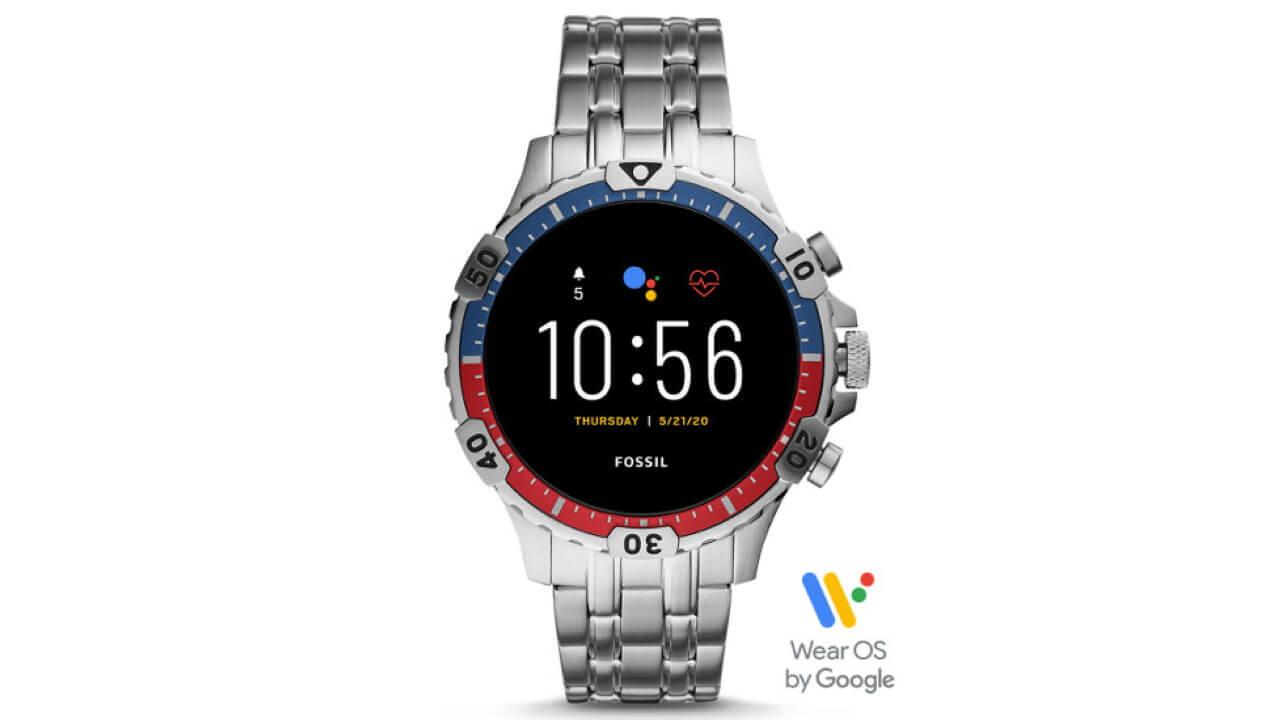 楽天でFossil第5世代Wear OSがポイント最大10倍+α【4月28日まで】