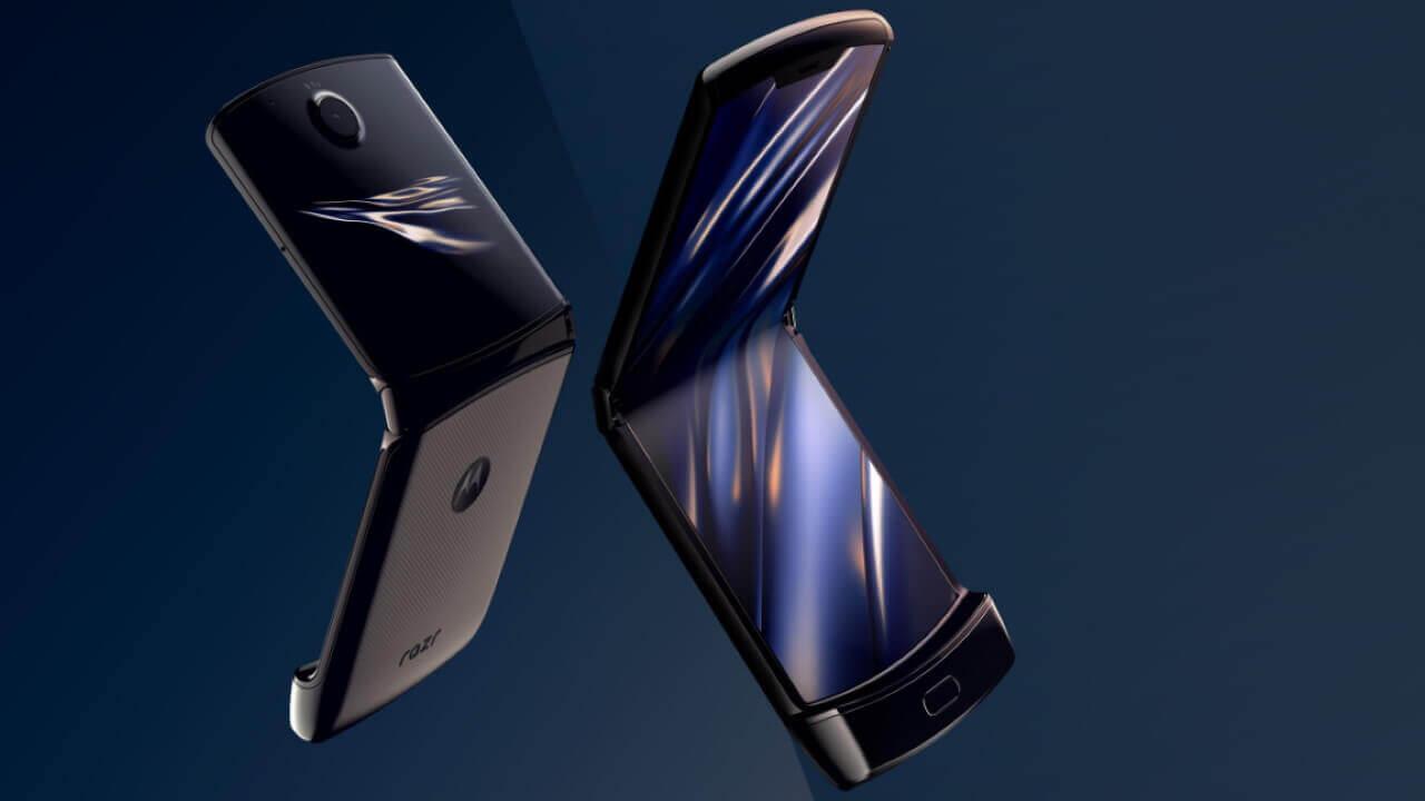 フォルダブル「Motorola Razr」米国で予約開始