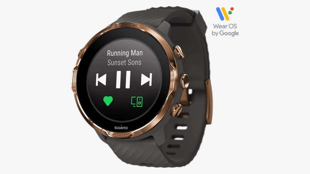 Amazonで新型Wear OS「Suunto 7」一部12%ポイント還元