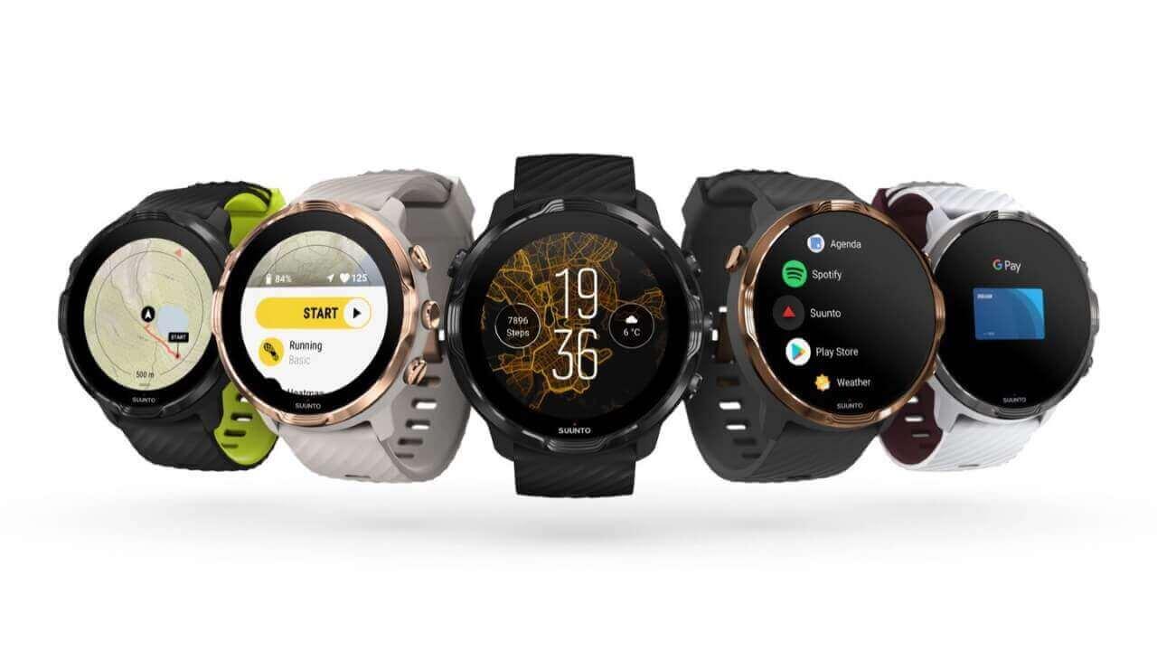 Wear OS「Suunto 7」がAmazonで最大15%引きの超特価!