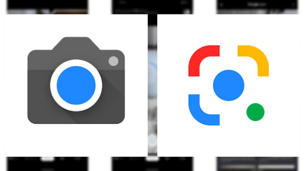 Googleカメラからダイレクトに「Google レンズ」を起動する方法