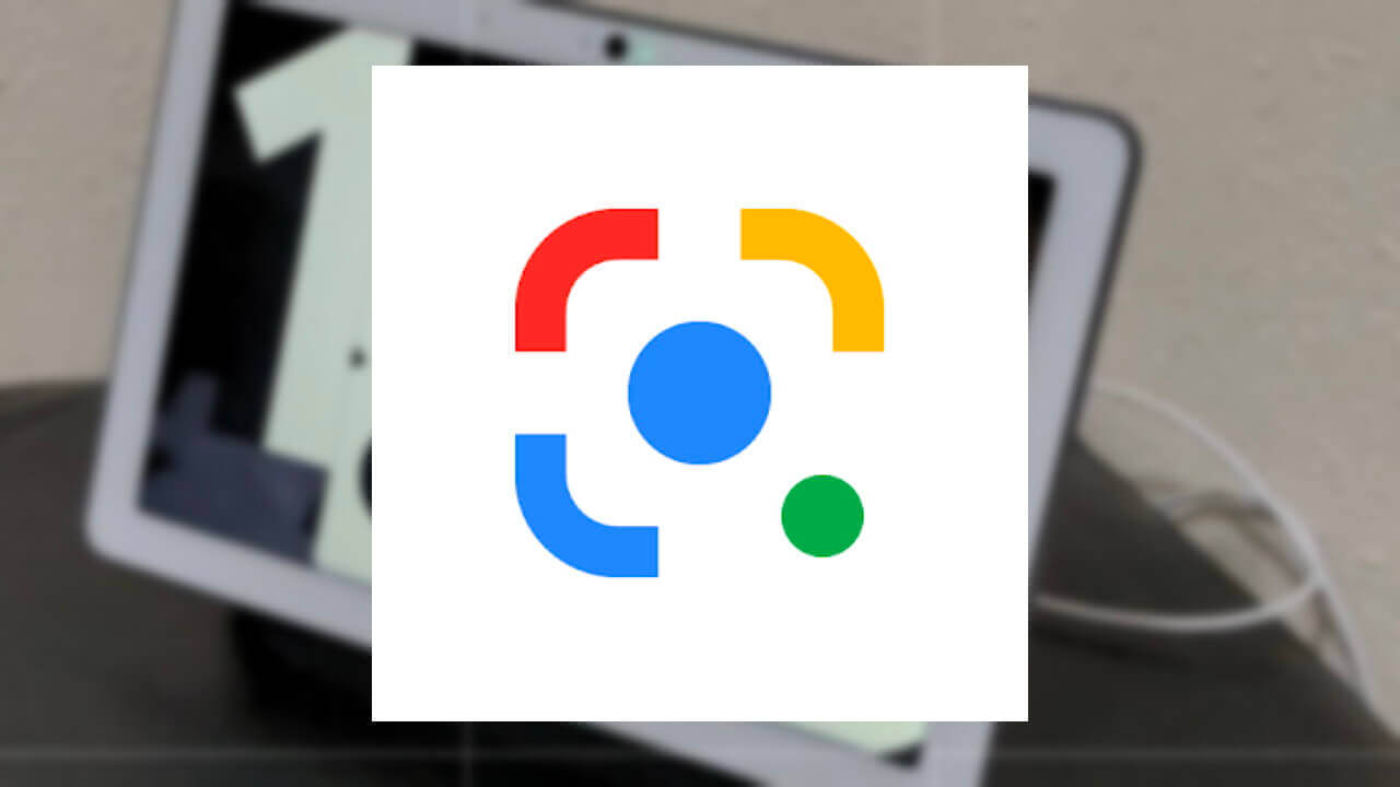 Googleカメラで画面長押しすると「Google レンズ」起動するって知ってた?