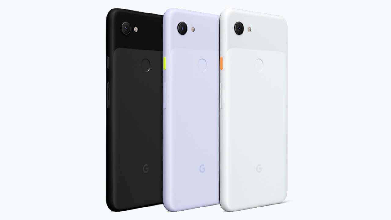 Googleストアで「Pixel 3a」10,000円引きなど【本日終了】