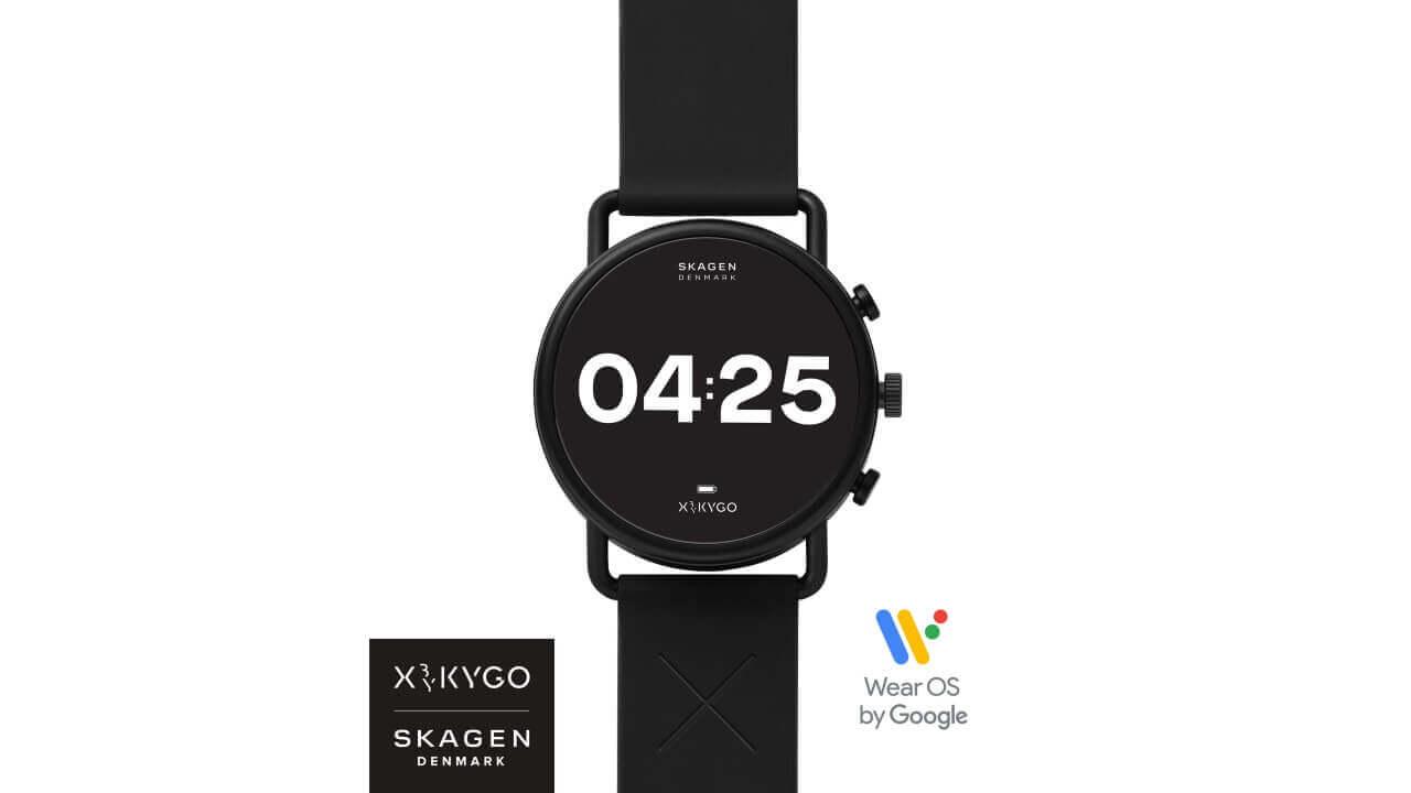 「SKAGEN FALSTER 3」X by KYGO限定モデル先行発売