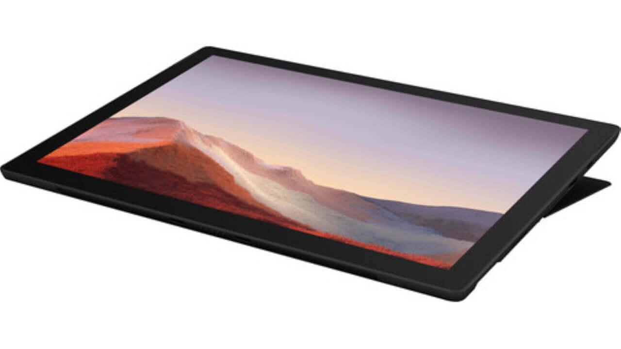 B&H、「Surface Pro 7」を特価で販売中