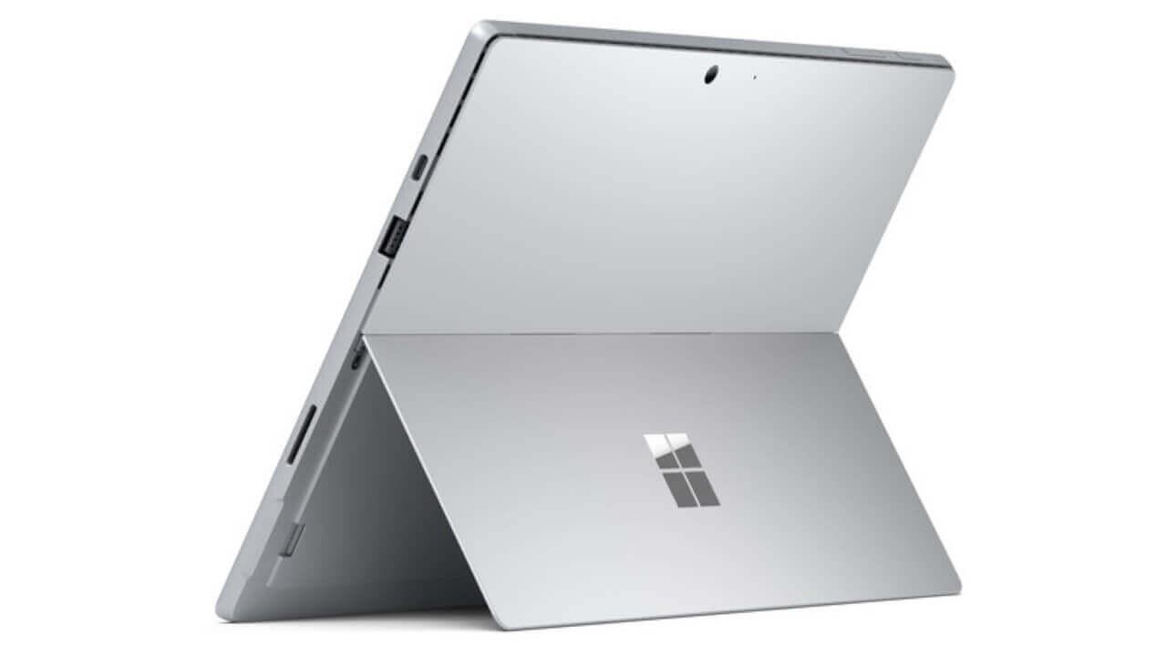 ビックカメラ、「Surface Pro 7」10%ポイント還元にアップ【8月2日まで】