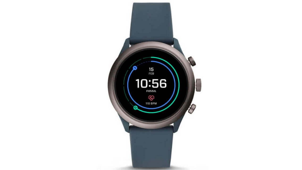 Wear OS「Fossil Sport」がAmazonで59%引き超特価に