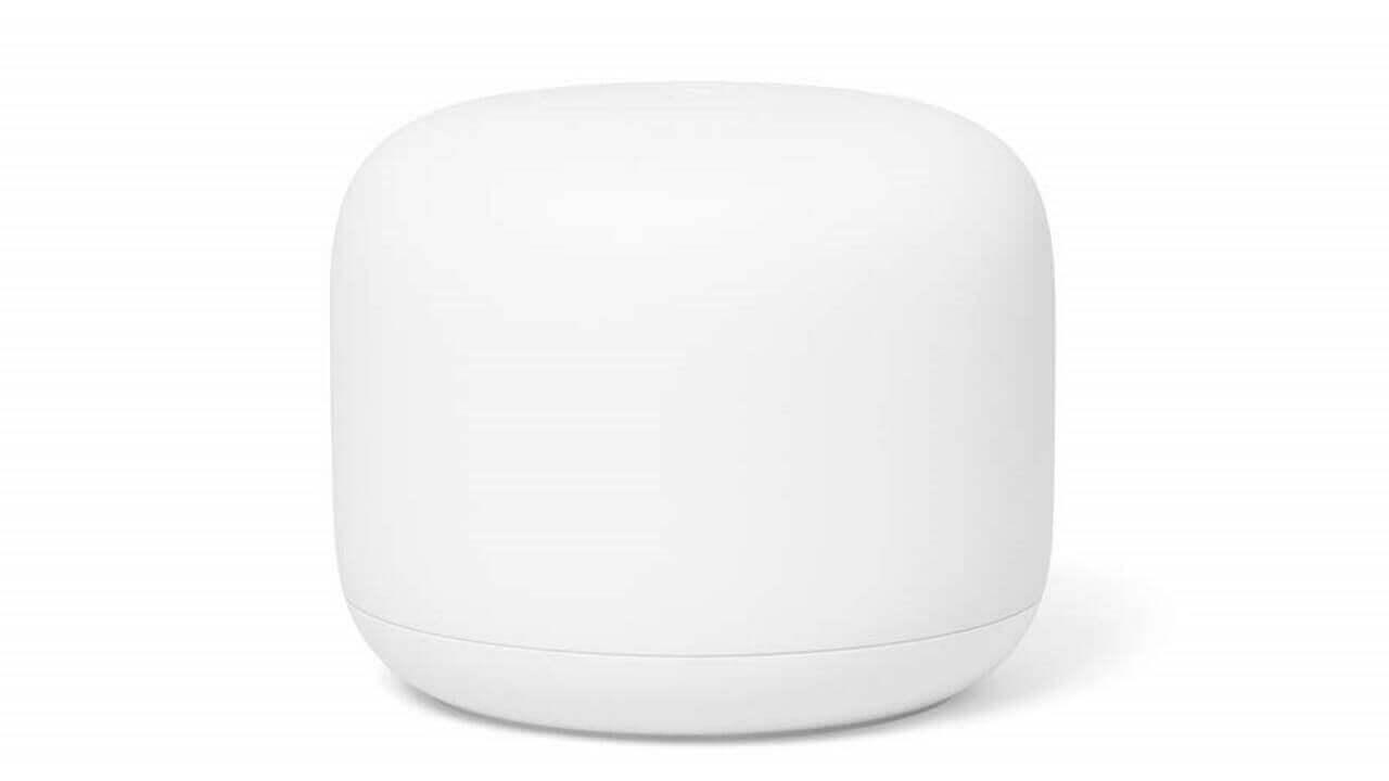 国内Amazonで「Nest Wifi」が19%+5%引きの特価