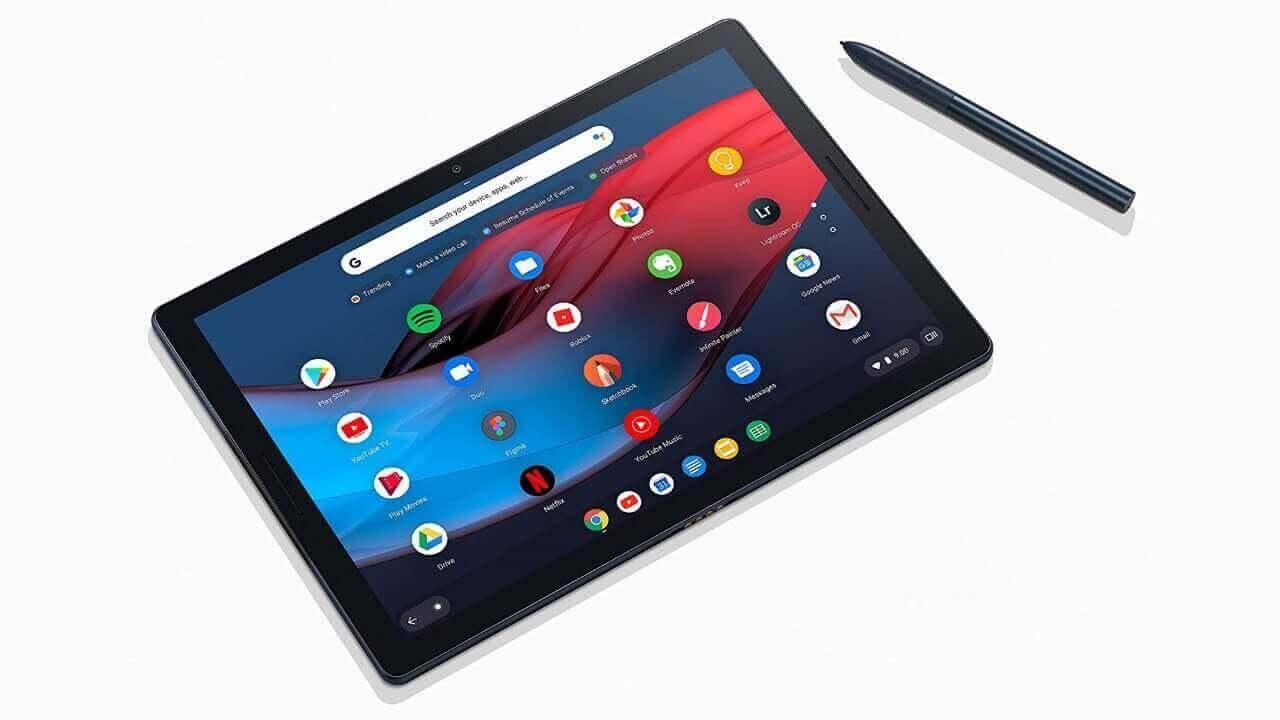 米Googleストアで「Pixel Slate」超絶特価+キーボードとペンが無料!