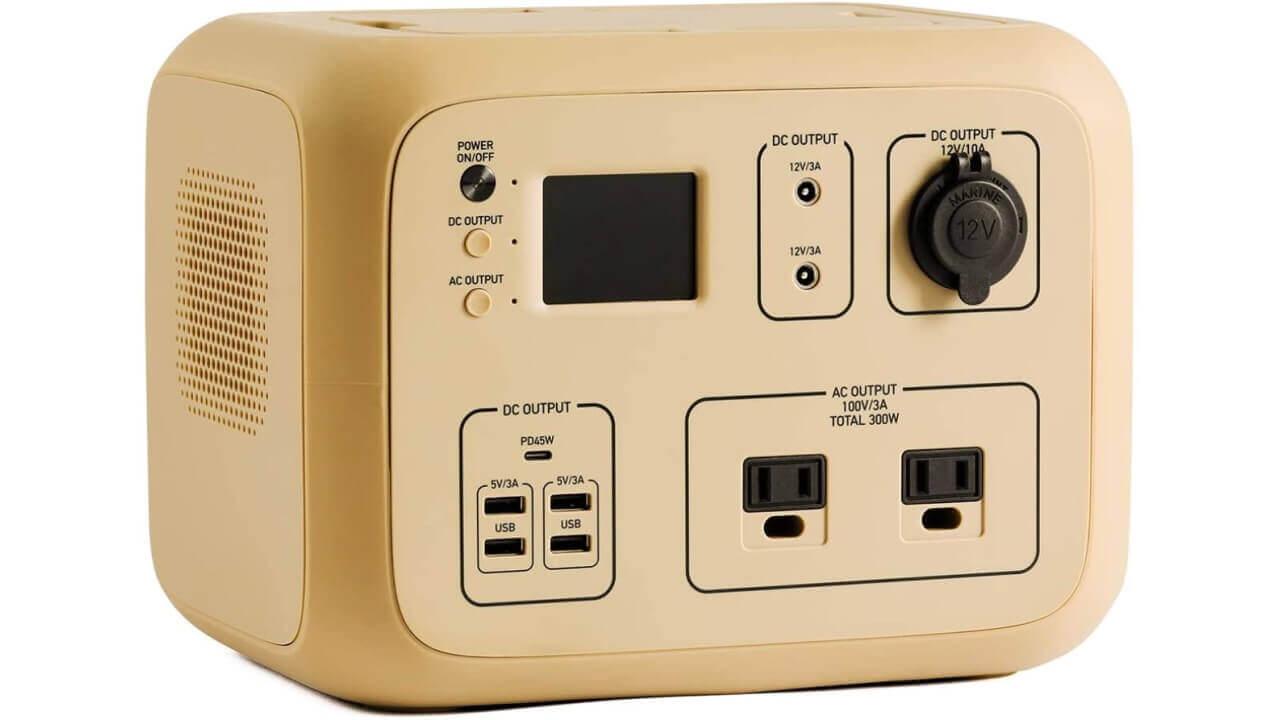 大容量ポータブル電源「Smart Tap PowerArQ2」特価【Amazon特選タイムセール】