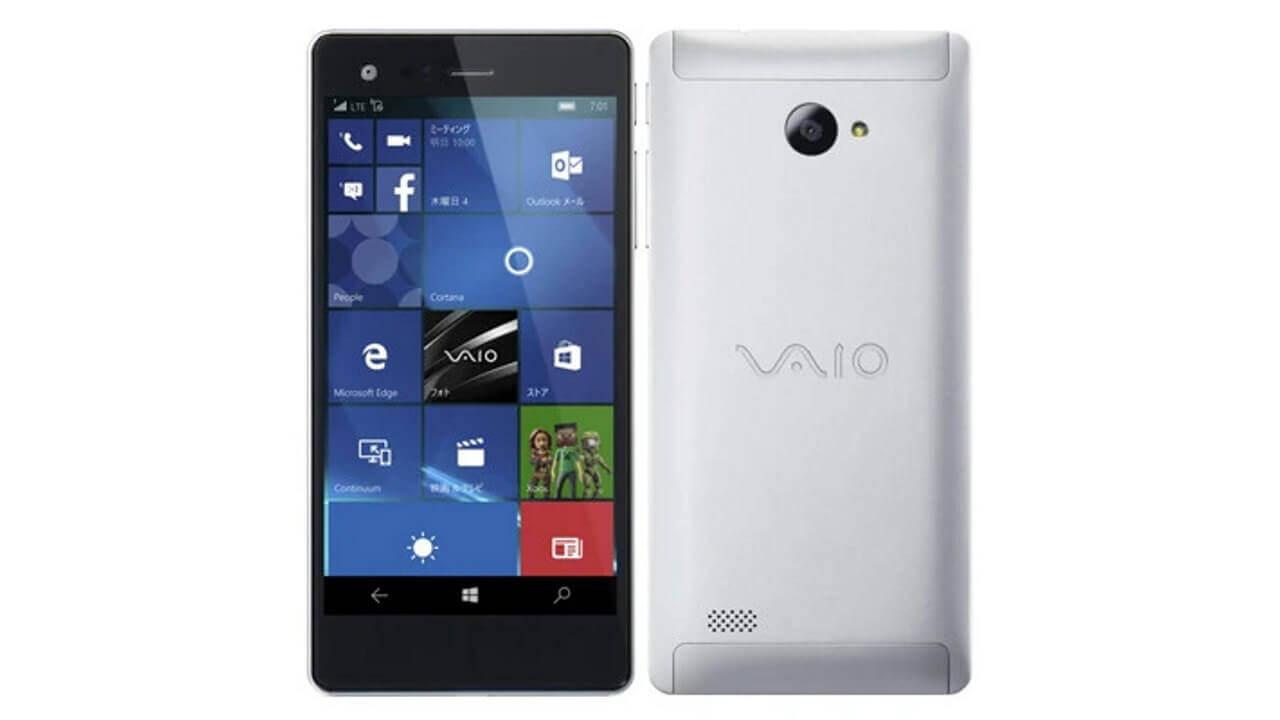イオシス、伝説の「VAIO Phone A/Biz」を特価で販売
