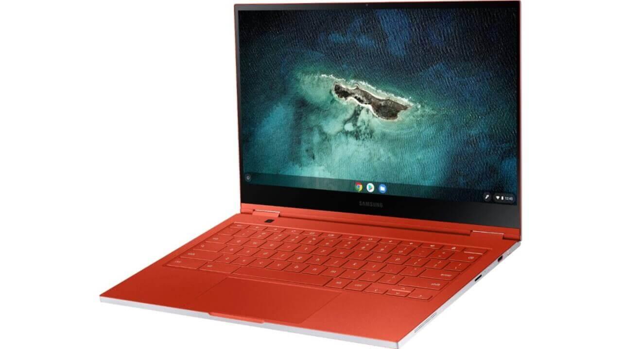 4Kディスプレイ搭載「Galaxy Chromebook」ついに米国で発売