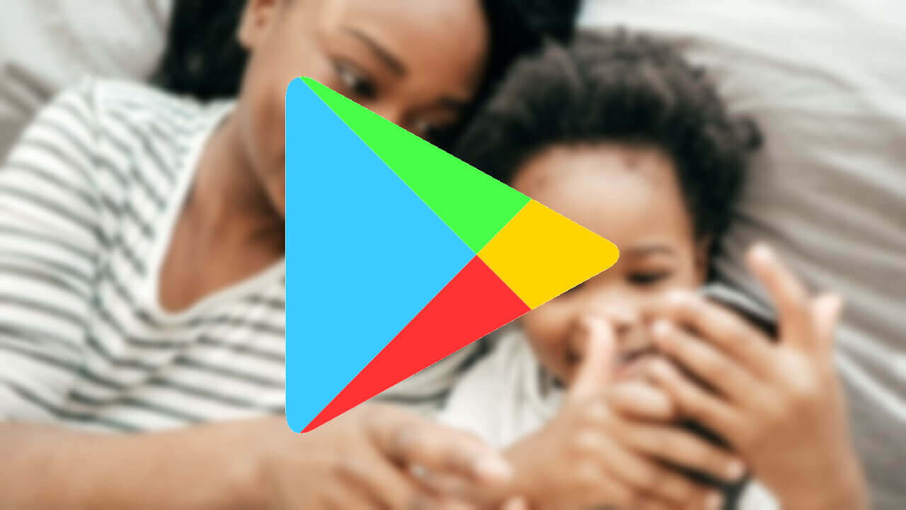 「Google Play ストア」に子供タブが追加