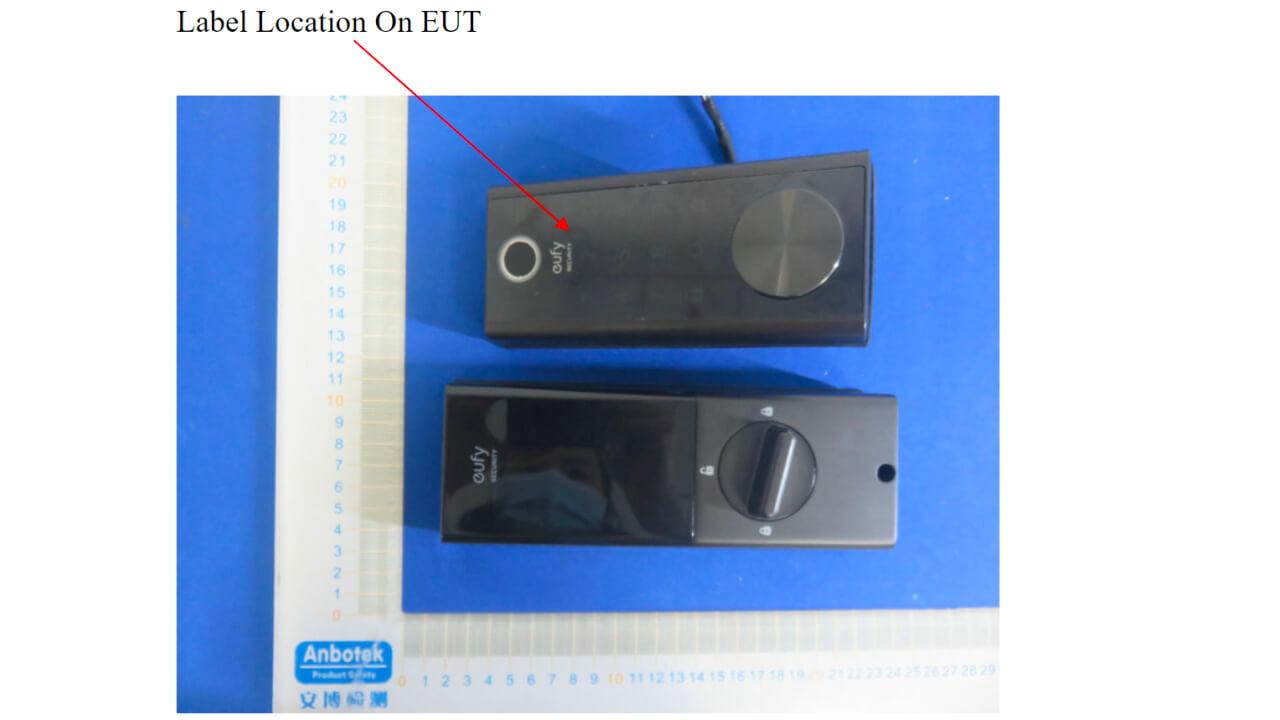 Anker、Eufyブランドのスマートロック「Smart Lock Touch」準備中