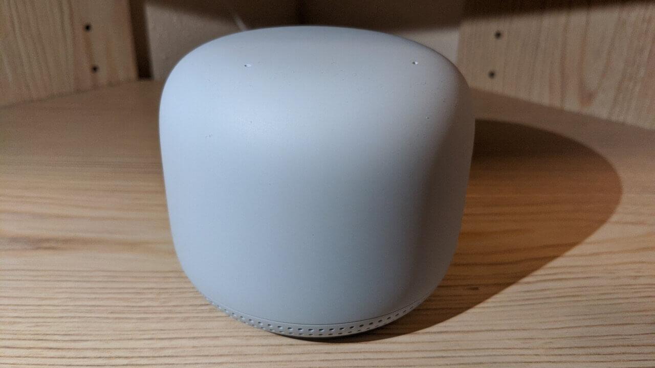 「Nest Wifi 拡張ポイント」が勝手にオフラインになる→DNS設定で解消