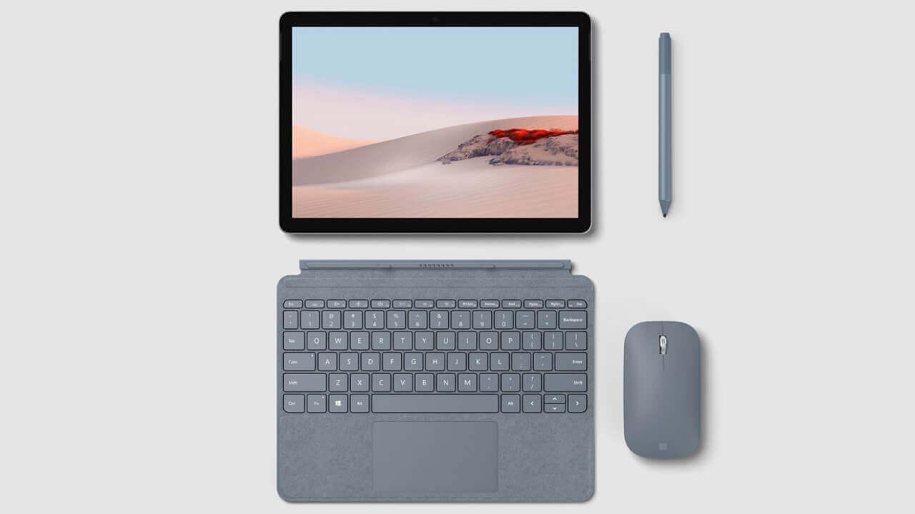 Microsoft製新世代PC「Surface Go 2」ついに発売