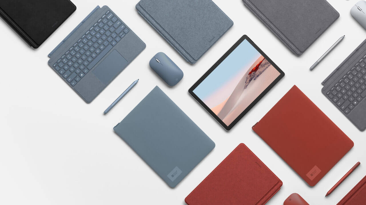米B&Hから「Surface Go 2」を直輸入する場合の総額、結構お得