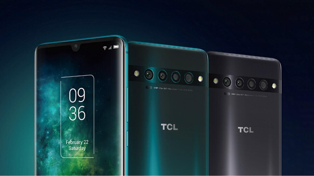 ディスプレイ特化「TCL 10 Pro」国内発売