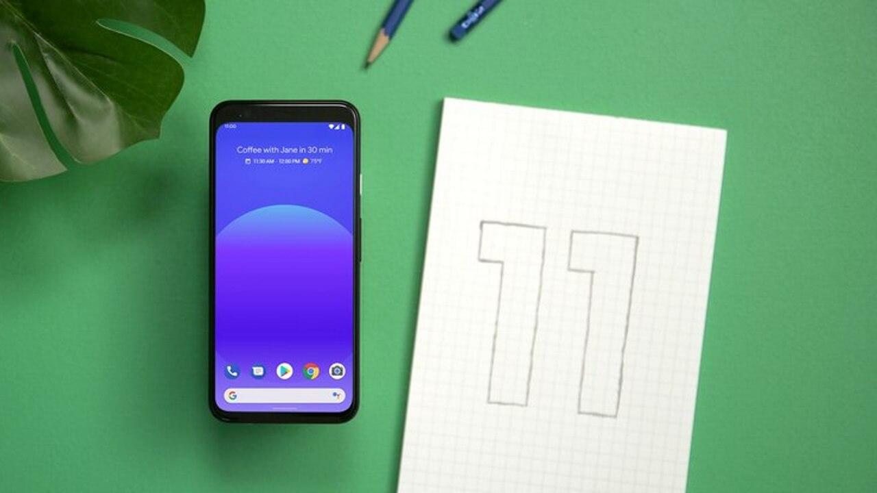 延期されていた「Android 11 ベータプログラム」提供開始