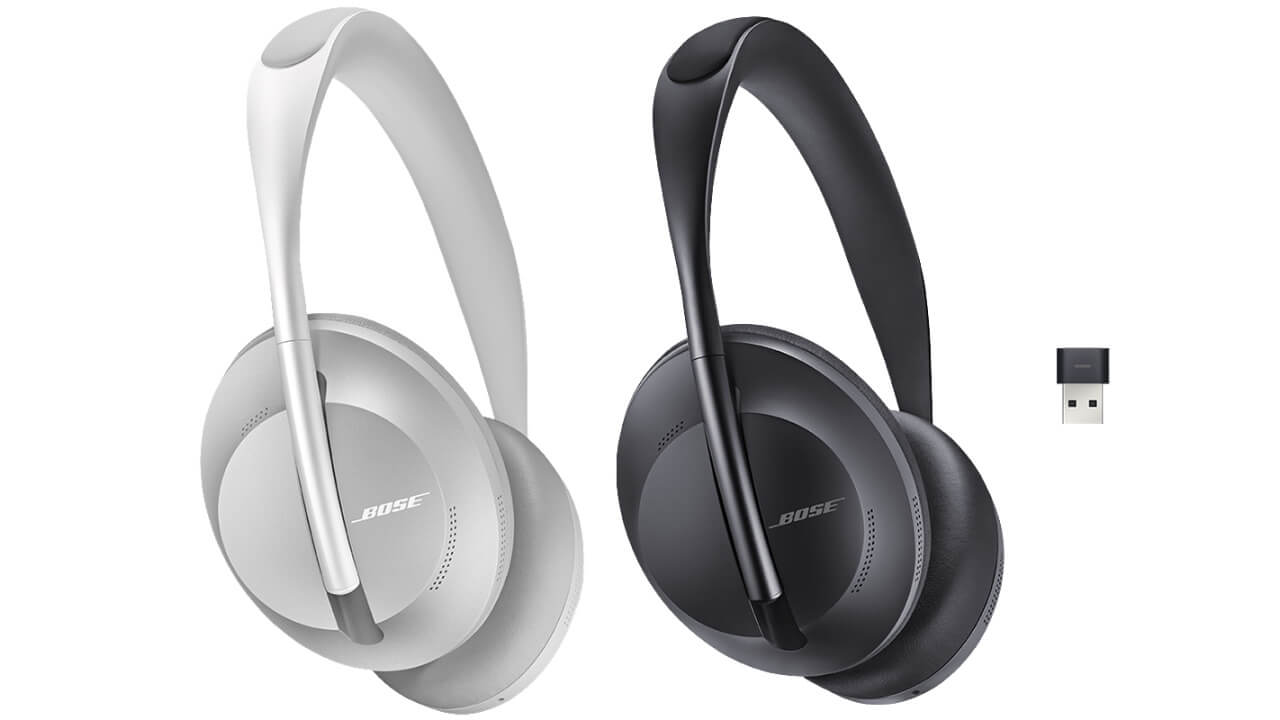 B&H、「Bose Noise Cancelling Headphones 700 UC」予約開始