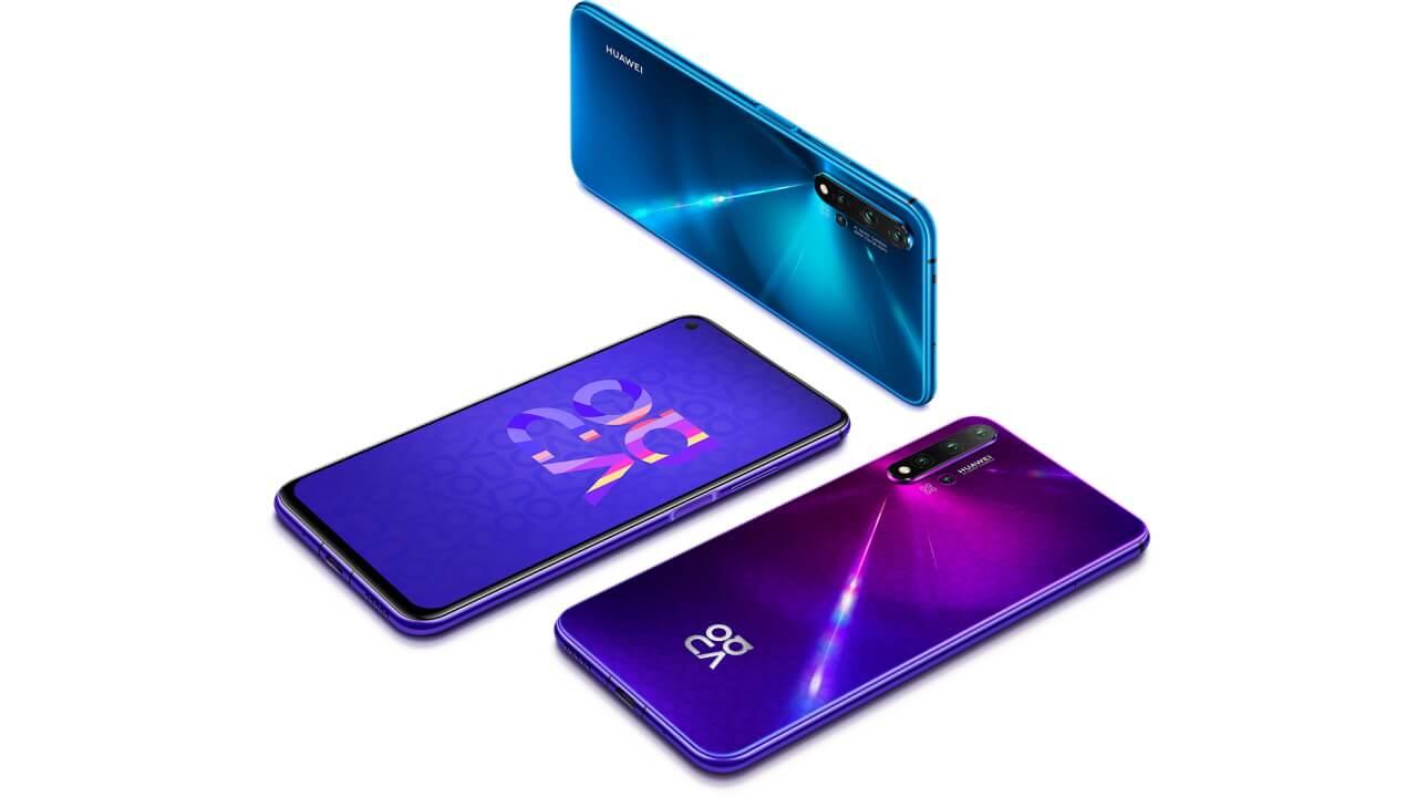 国内版「Huawei nova 5T」特価【Amazonタイムセール祭り】
