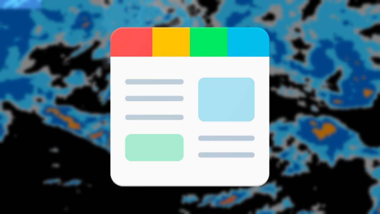 「SmartNews」リアルタイム天気機能[雨雲レーダー]が追加