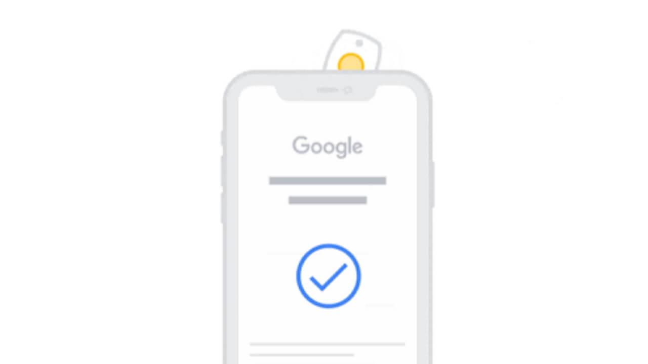 iOSにてアプリ不要で「Titan セキュリティ キー」利用可能に