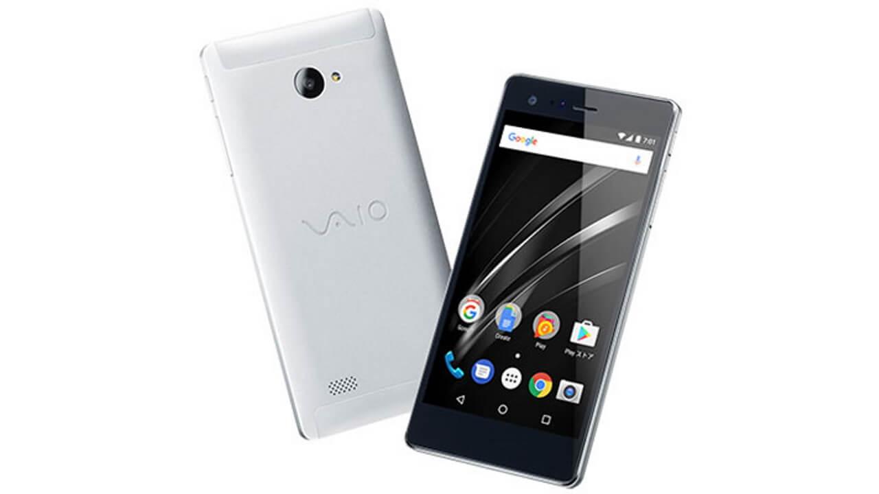 イオシス、伝説の「VAIO Phone A」を超特価で販売