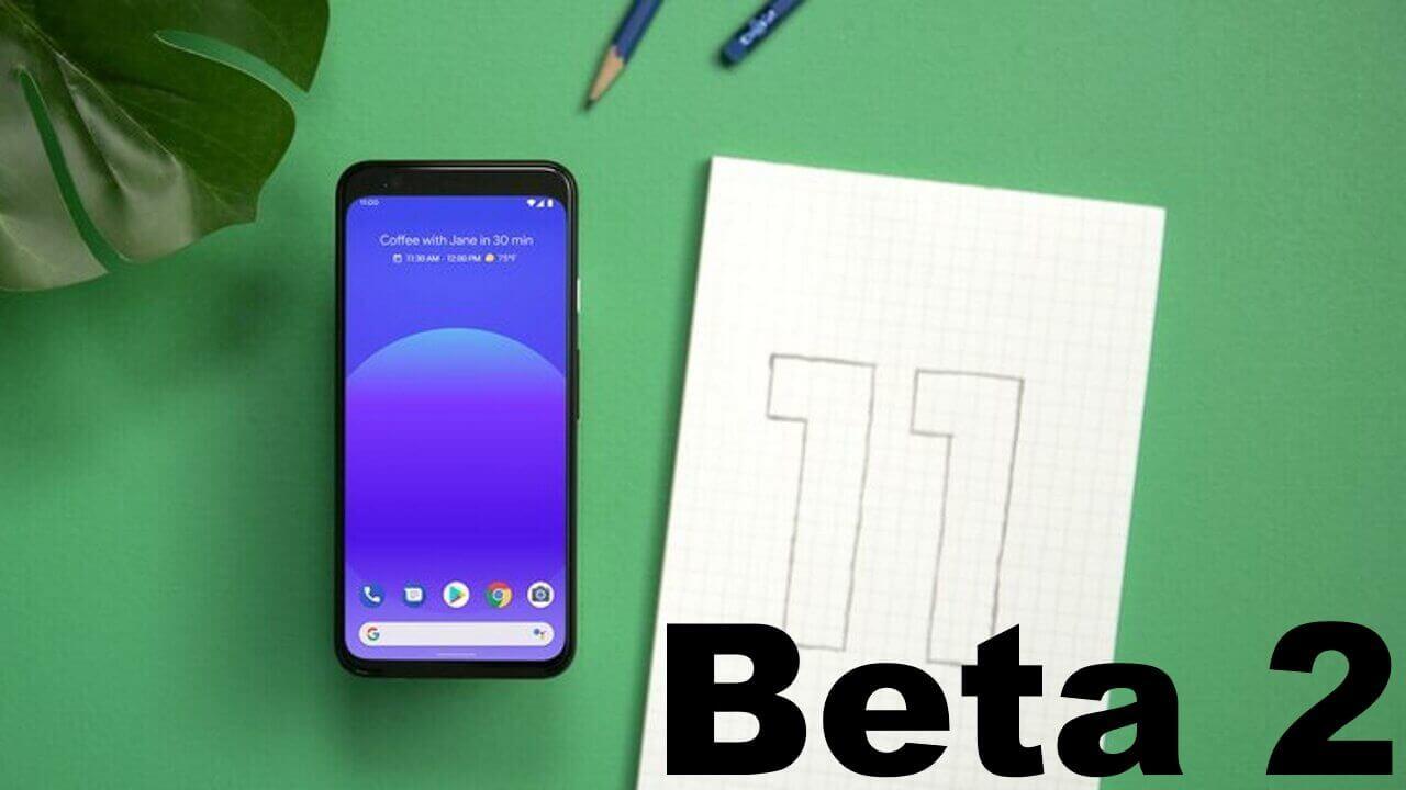 安定版「Android 11 Beta 2」配信開始