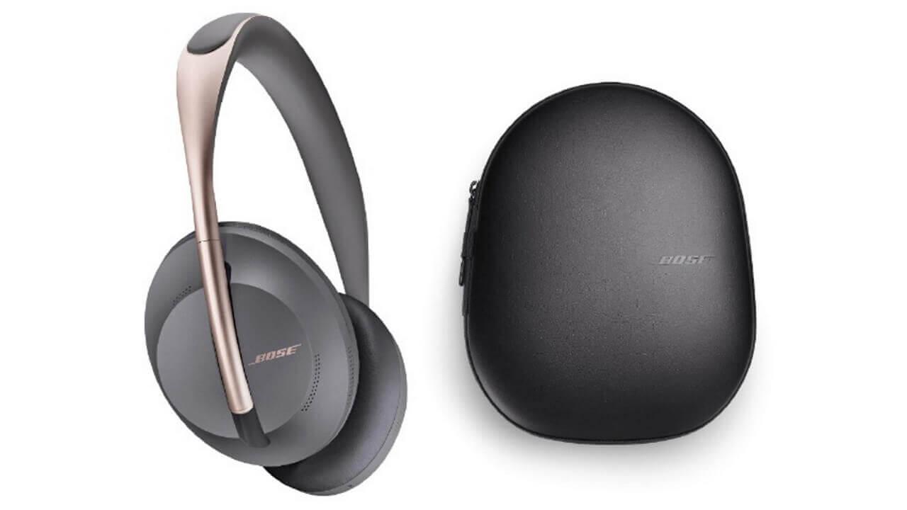 ビックカメラで「Bose Noise Cancelling Headphones 700」エクリプス発売