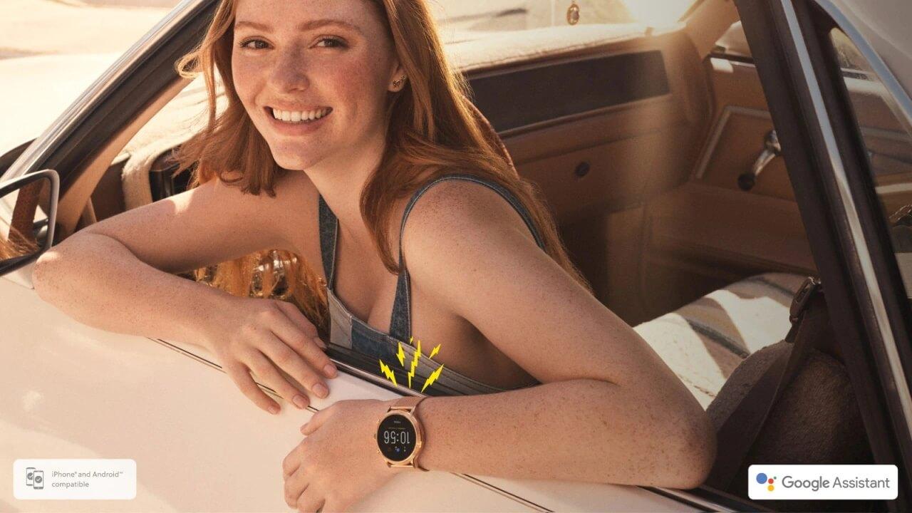 「Garrett HR」などFossil第5世代Wear OSが30%引きの超絶特価!!