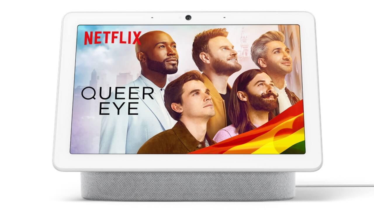 ついに「Nest Hub/Hub Max」で「Netflix」再生解禁!