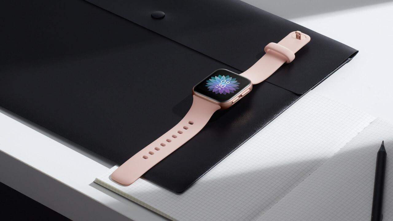 新型Wear OS「OPPO Watch」予約開始