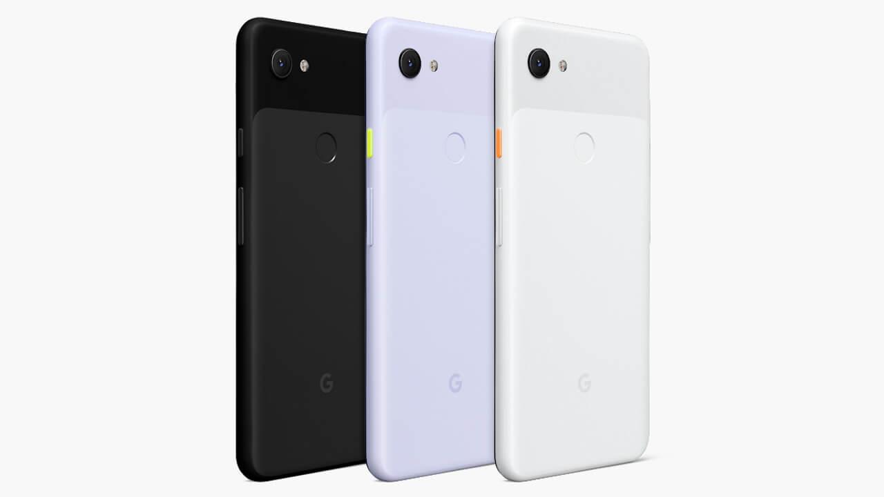 Googleストアで「Pixel 3a XL」最後の22,000円引き超特価【7月5日まで】