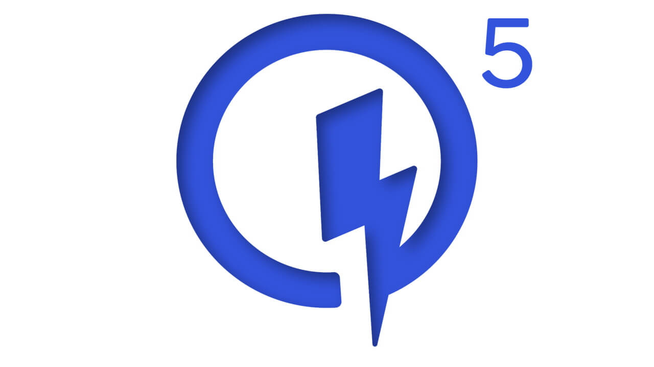 次世代急速充電「Quick Charge 5」発表