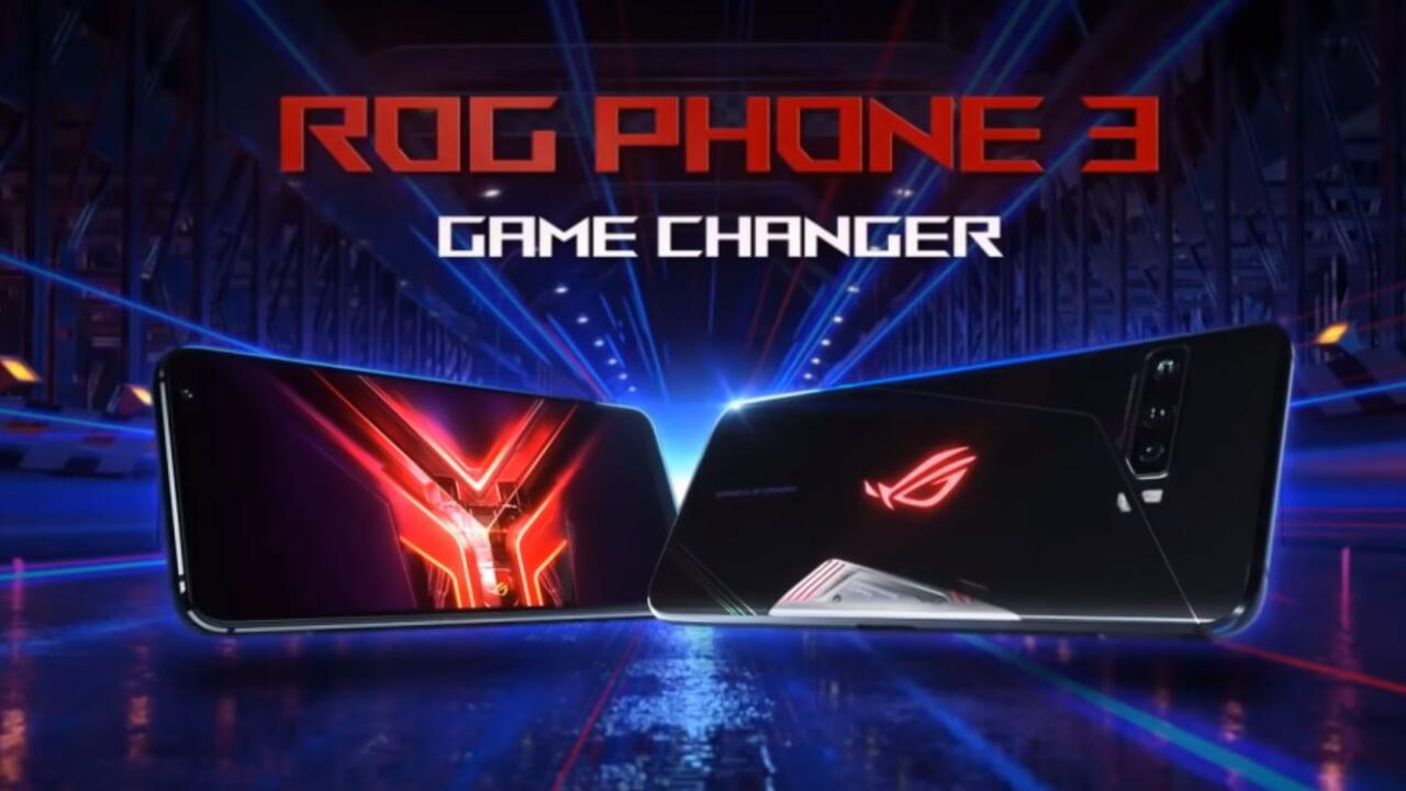 ASUS、5G対応新世代「ROG Phone 3」正式発表