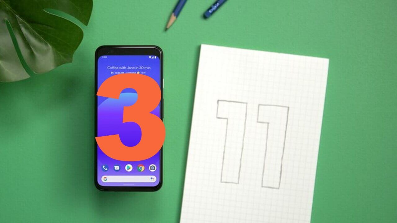 ファイナルベータ「Android 11 Beta 3」配信開始